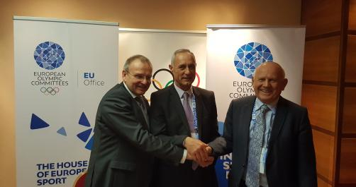 Press Release: NOC of Croatia becomes partner of the EOC EU